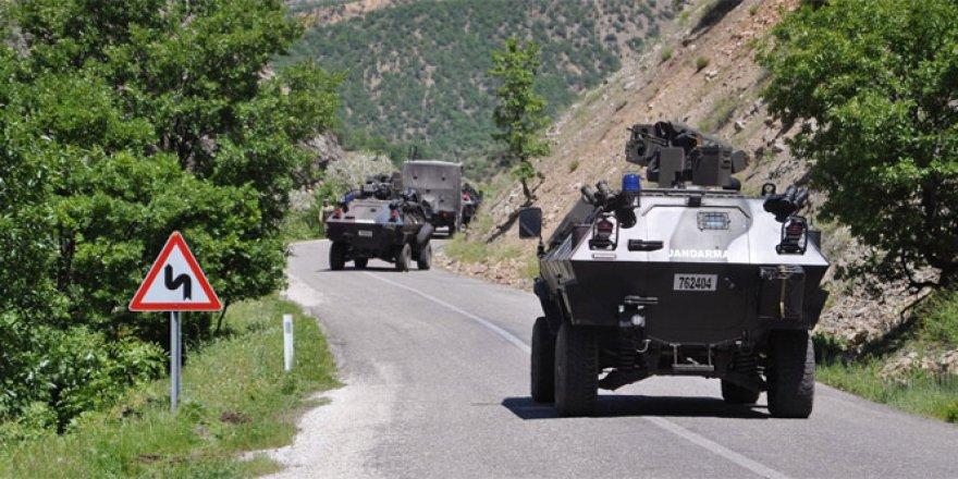 Çukurca ve Tendürek'te terör operasyonu aralıksız devam ediyor