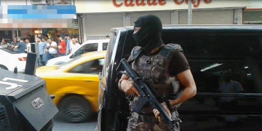 İstanbul, Okmeydanı'nda Rehine Krizi!
