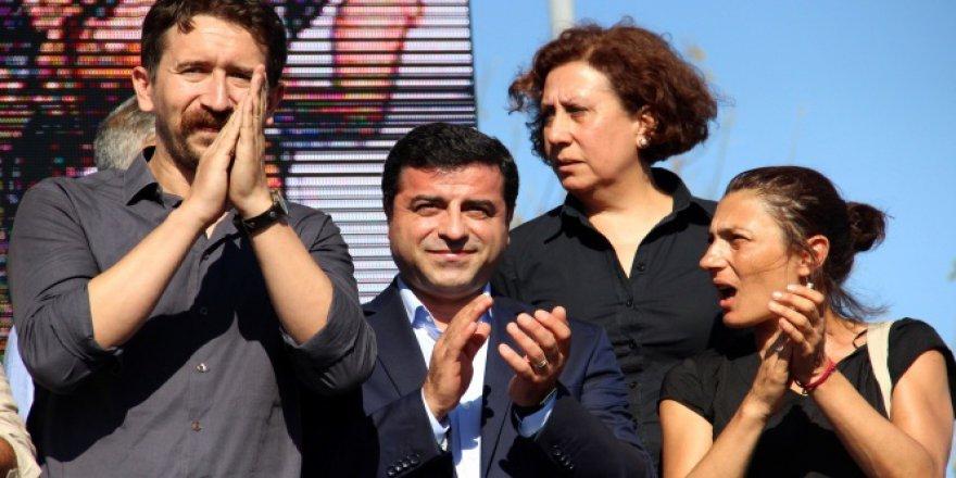 Demirtaş'a İstanbul'da şok!