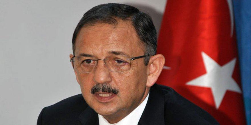 Çevre ve Şehircilik Bakanı Mehmet Özhaseki'den kurban uyarısı