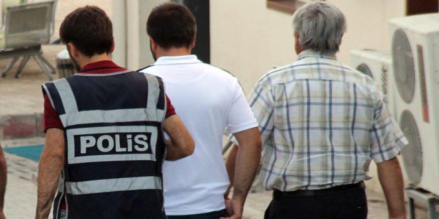Burdur'da  FETÖ/PDY'den 204 kişi tutuklandı
