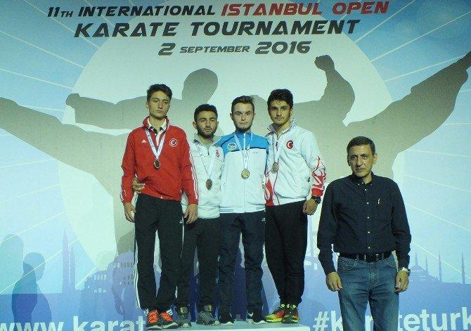 Uluslararası İstanbul Open Karate Turnuvası görüntüleri