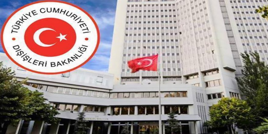Dışişleri Bakanlığı Kabil'deki Saldırıları Kınadı