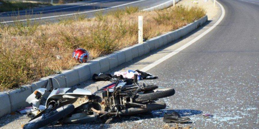 Çanakkale'de Vidanjörün Altına Giren Motosiklet Sürücüsü Öldü