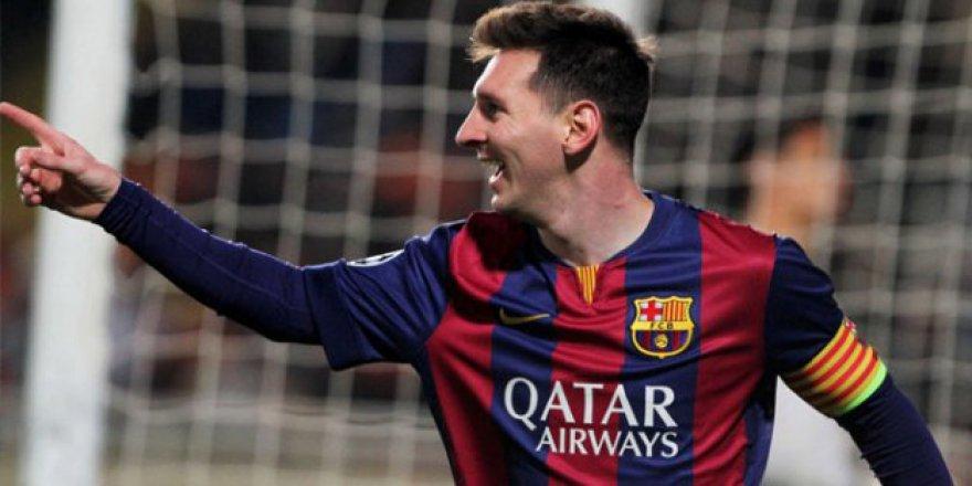Şampiyonlar Ligi'nde 3. Haftanın Oyuncusu Messi