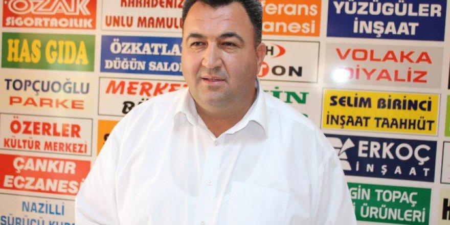 Nazilli Belediyespor Başkanı Murat Kaplan Serbest Bırakıldı!