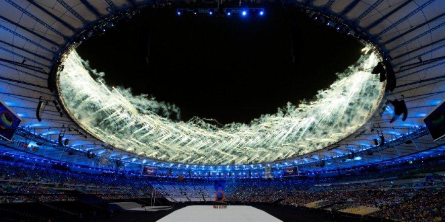 Rio Paralimpik Oyunları, Maracana Stadyumu'nda başladı!