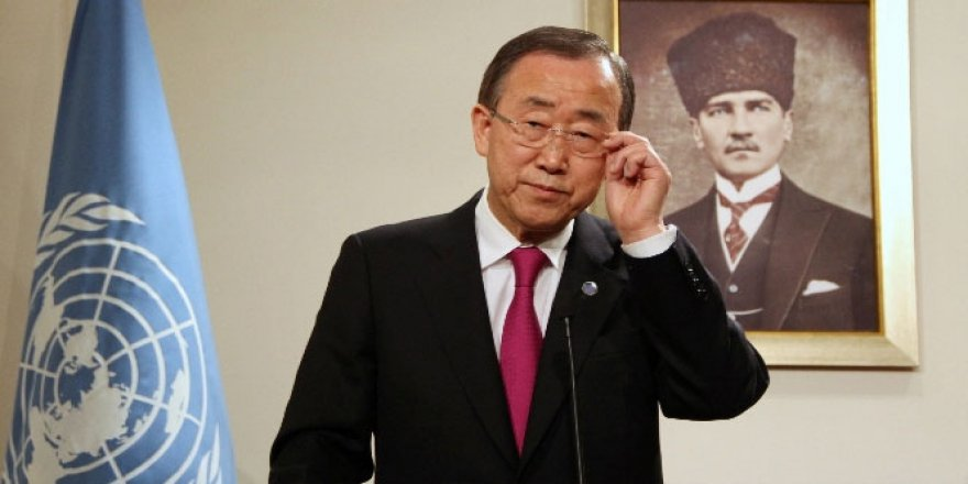"""Birleşmiş Milletler Genel Sekreteri Ban Ki-moon: """"Dünya genelinde 750 milyonun üzerinde insan okuma yazma bilmiyor"""""""