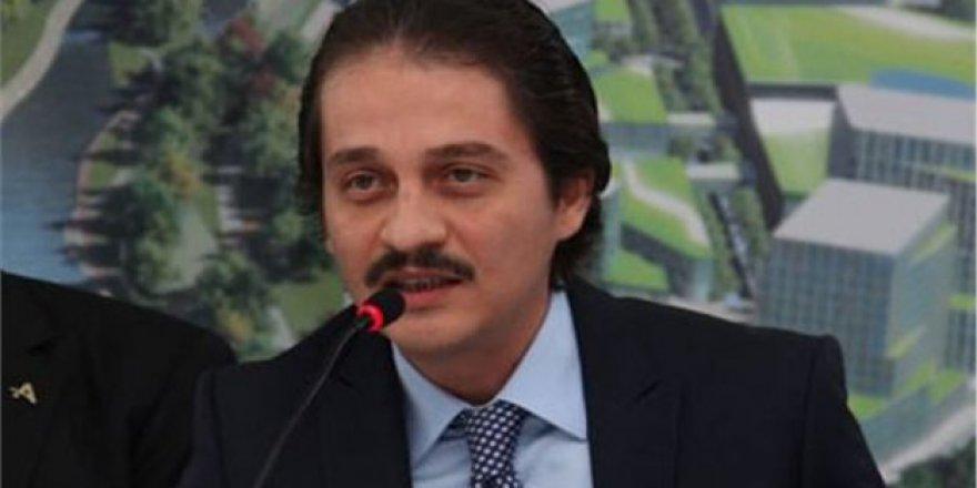 Kadir Topbaş'ın damadı Kavurmacı tutuklandı