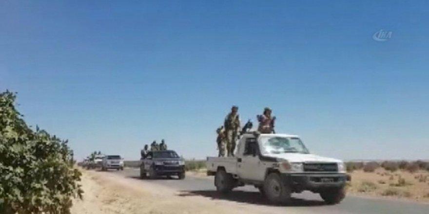 Öso Birlikleri El Bab'a İlerliyor