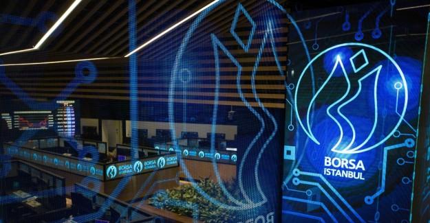 Borsa İstanbul Günü 1,12'lik Düşüşle Kapattı