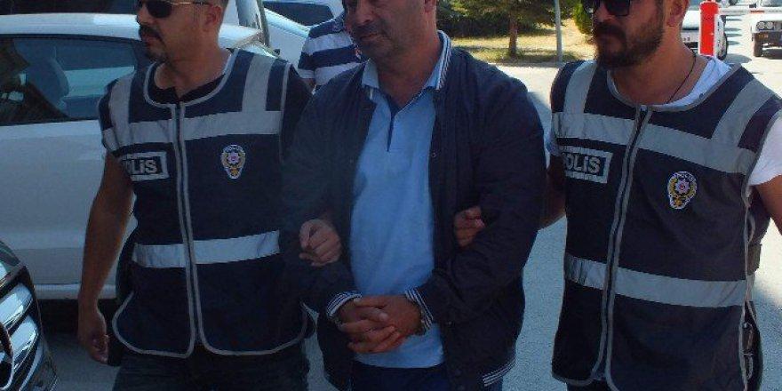 Yozgat'ta Bir İş Adamı FETÖ/PDY'den Tutuklandı