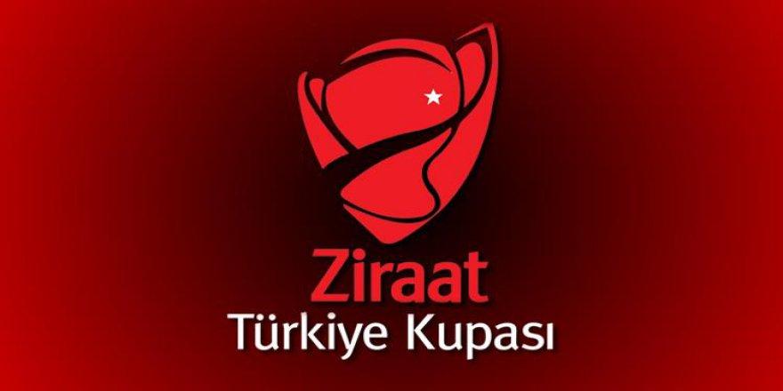 ''Ziraat Türkiye Kupası'nda 2. Eleme Turu Maç Programı''