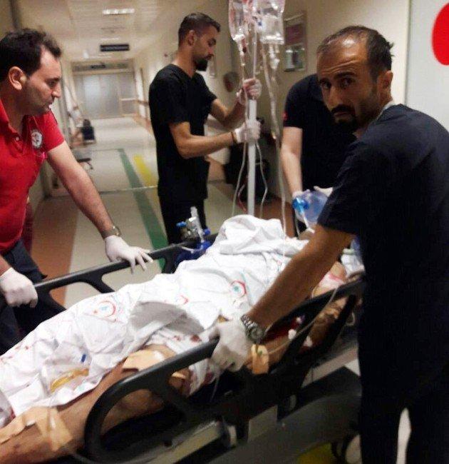 Siirt'te Silahlı Saldırı:1 Yaralı