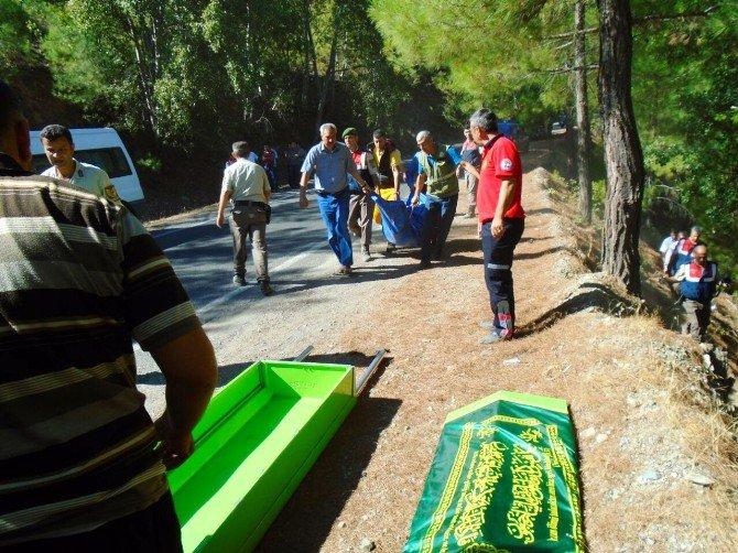 Feke'de Trafik Kazası:  Osman Orçun hayatını kaybetti