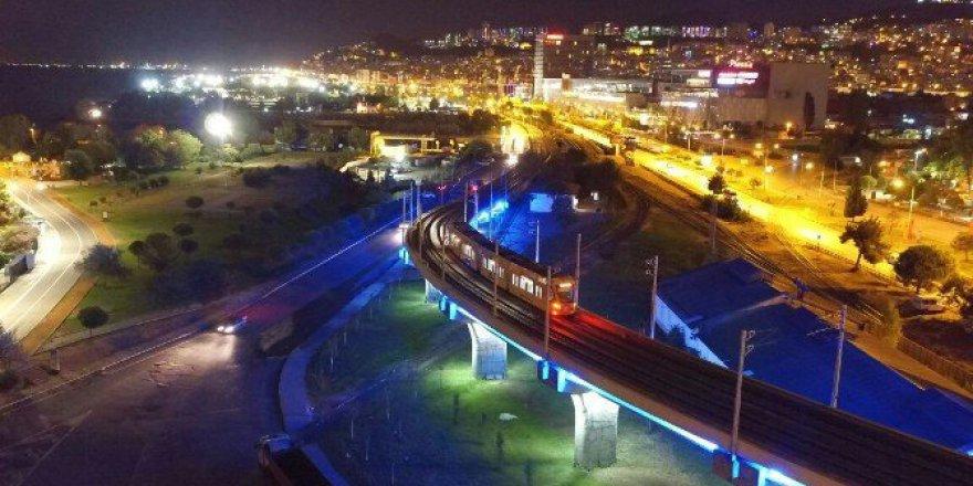 Samsun'da Bayram Süresince Tramvay, Ekspres Ve Ringler Ücretsiz