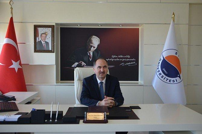 Rektör Dalgın'dan Fevzioğlu'nun Açıklamasına Cevap
