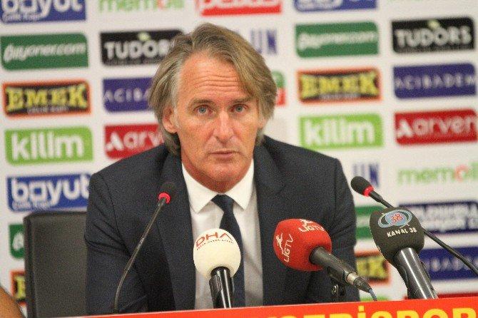 Galatasaray Kayseri'den 1 Puanla Ayrıldı