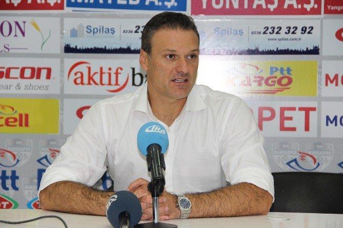 Manisaspor - Eskişehirspor Maçının Ardından
