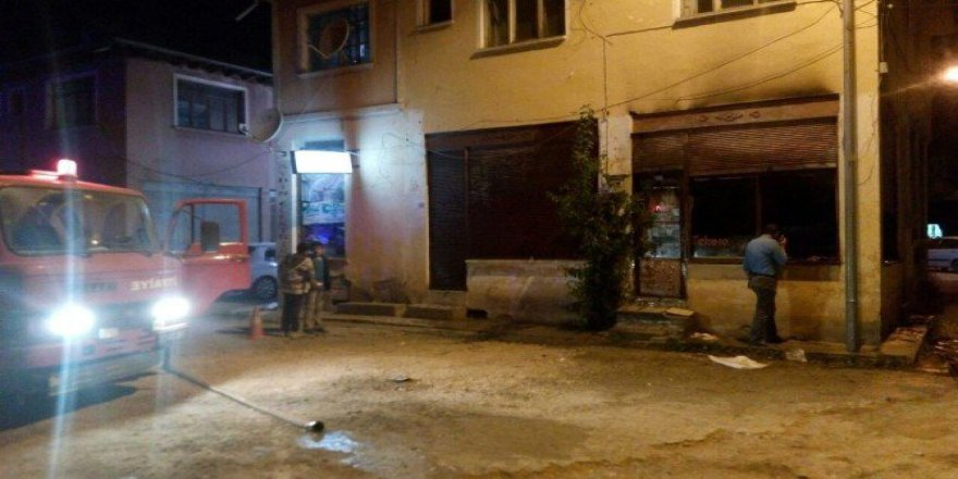Kastamonu, Daday'da Bir Dükkan Kundaklandı