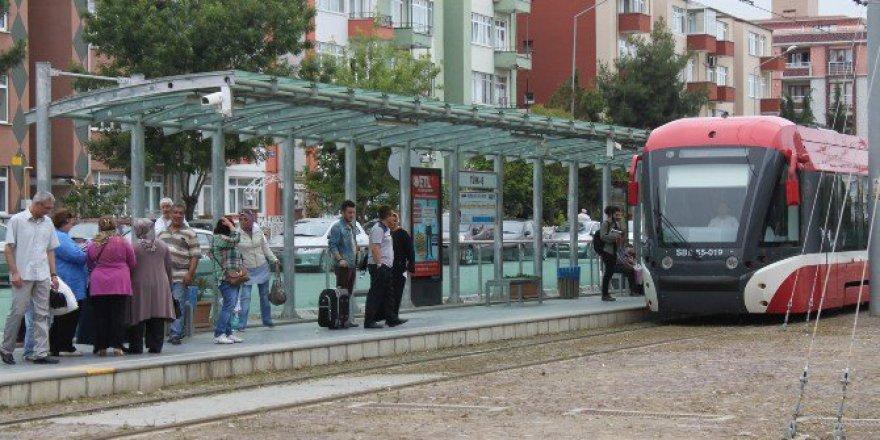 Samsun Büyükşehir Belediyesi Samulaş A.Ş.Bayrama Özel Sefer Tarifesi Uygulayacak