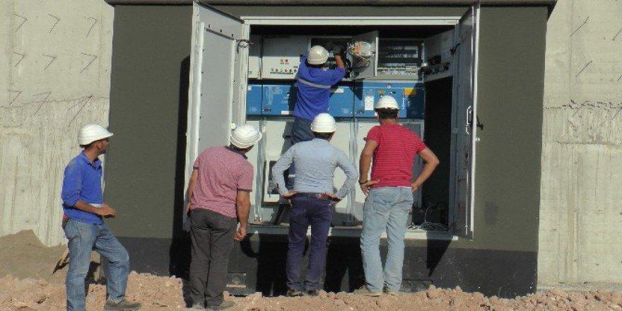 Suriye, Cerablus Elektriğe Kavuştu!