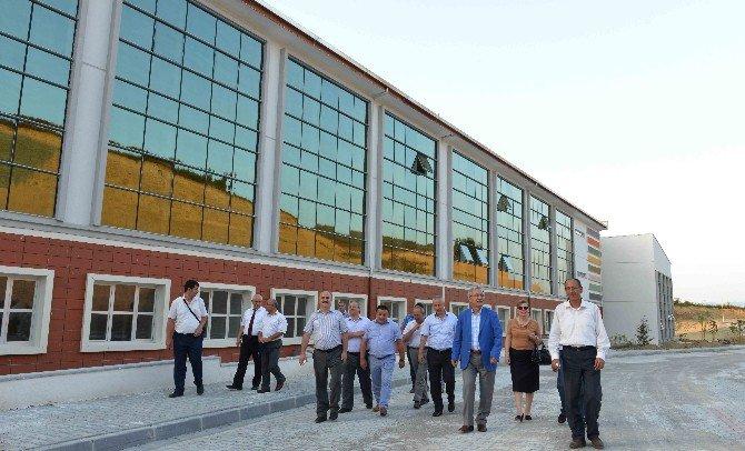Bartın Üniversitesi Fakültelerini Yeni Kampüse Taşıyor
