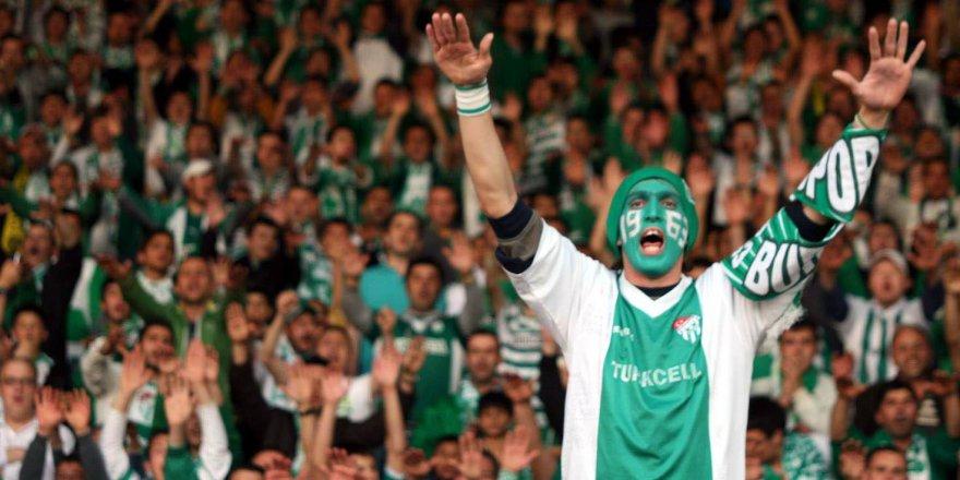 Bursaspor'un Galibiyet Sevinci!