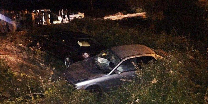 Bartın, Kozcağız'da Kaza: 5 Yaralı