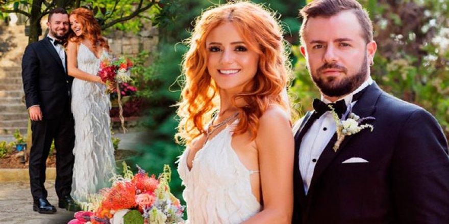 Emre Aydın Üçüncü Düğününü İstanbul'da Yaptı