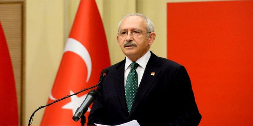 Kılıçdaroğlu : Şehitler Bayramı Hüzünlü Kutluyor