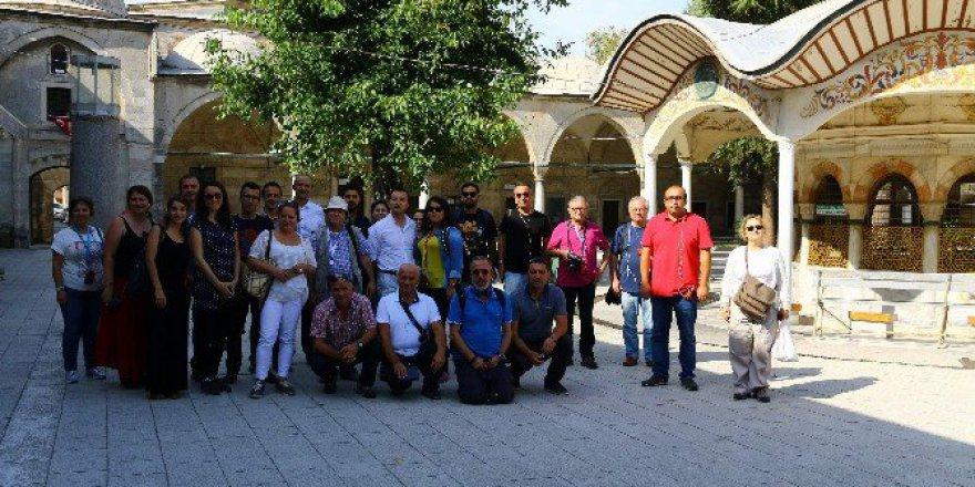 """""""Mimar Sinan Eserleri"""" Trakya Bölgesi'nde Turizmin Rotası Haline Geliyor"""