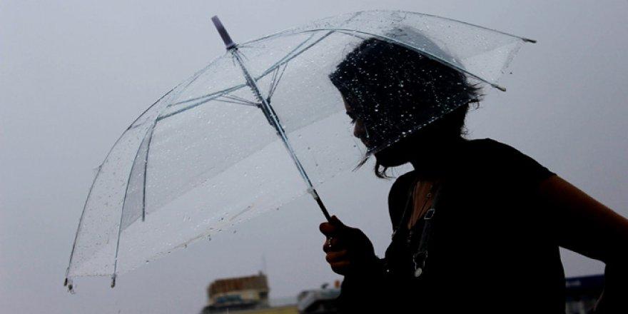 Bu illerde yaşayanlar dikkat! Yağmur geliyor..