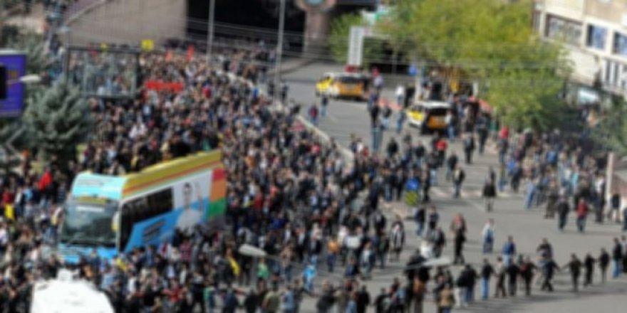 Batman'da valilik kararıyla gösteri ve yürüyüşler yasaklandı