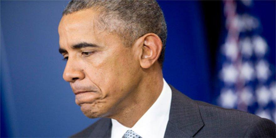 """Barack Obama """"İsrail işgali""""ni kabul etti"""