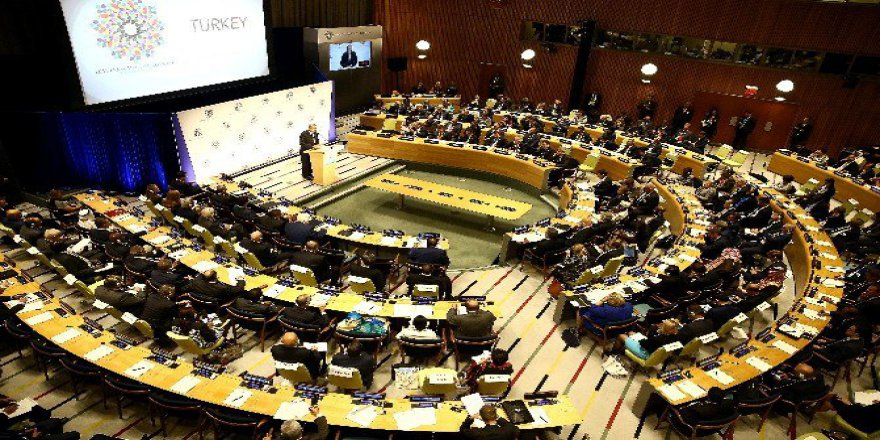 Erdoğan, 'Mülteciler' Konulu Liderler Zirvesi Toplantısına Katıldı