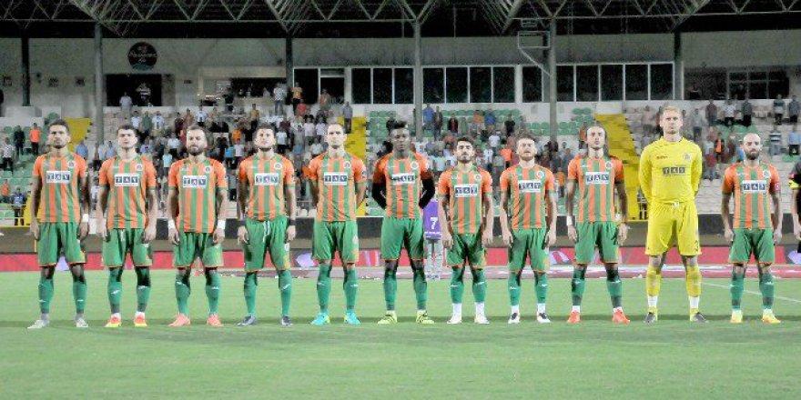 Ziraat Türkiye Kupası 2.Tur Aytemiz Alanyaspor 0-1 Sancaktepe Belediyespor