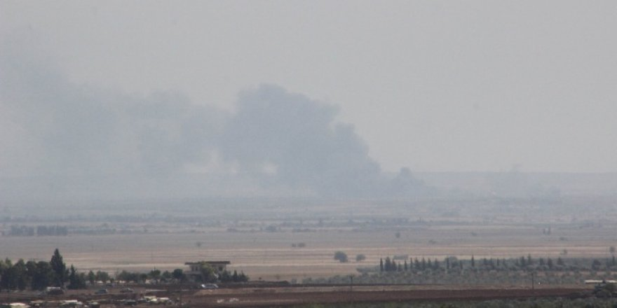 DEAŞ ile Özgür Suriye Ordusu (ÖSO) arasında çatışmalar şiddetlendi!