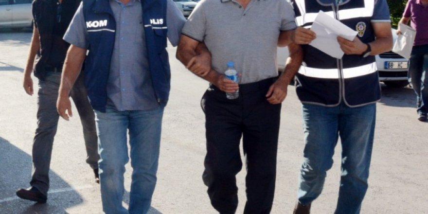 Antalya'da FETÖ/PDY'den 40 gözaltı!