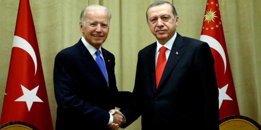 Erdoğan-Biden görüşmesinde ne konuşuldu?