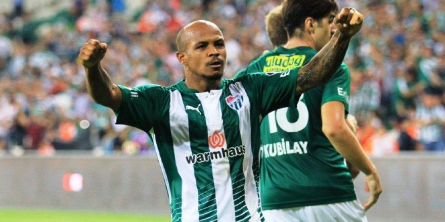 Venezuelalı oyuncu Del Valle: 'Bursaspor'da kalmayı çok istiyorum'