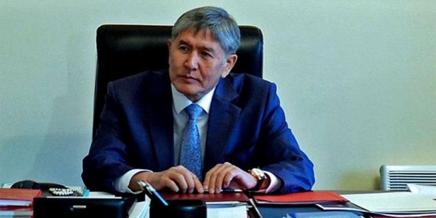 Türkiye'de rahatsızlanan Kırgız lider Almazbek Atambayev tedavisi için Rusya'da