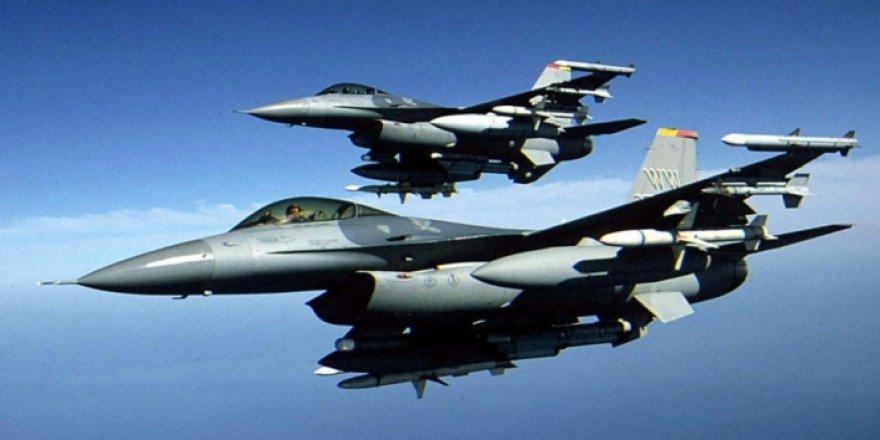 Tall Atiyah ve El Athariyah'da 4 DEAŞ hedefi imha edildi