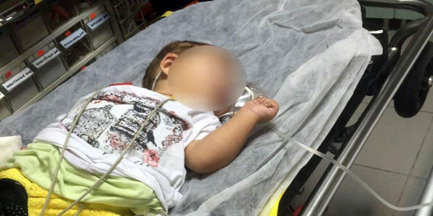 Bursa'da 8 aylık bebek bonzai komasına mı girdi?
