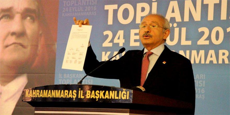 """Kemal Kılıçdaroğlu: """"Devlet öç alma duygusuyla değil, adaletle yönetilir"""""""