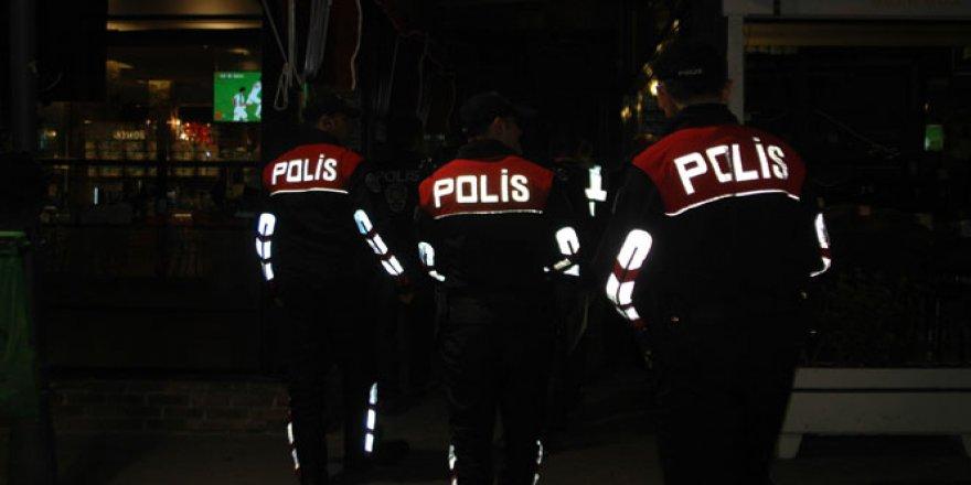 Başkent'te bin 650 polisle huzur operasyonu