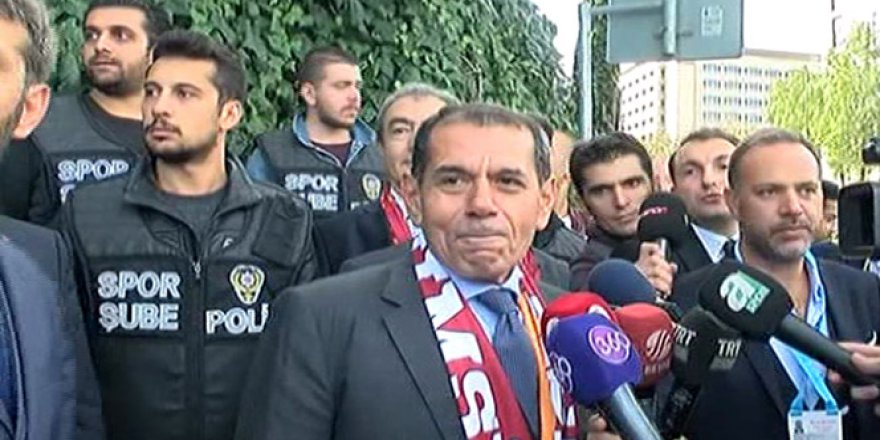 Başkan Dursun Özbek'ten flaş karar!