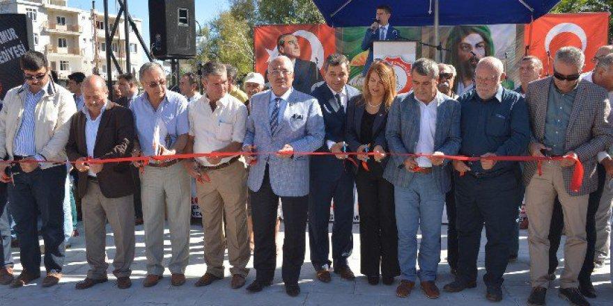 Mersin, Anamur'da Kaşdişlen Cemevi Ve Kültür Merkezi Hizmete Açıldı
