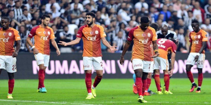 Galatasaray'da Beşiktaş'a teşekkür mesajı