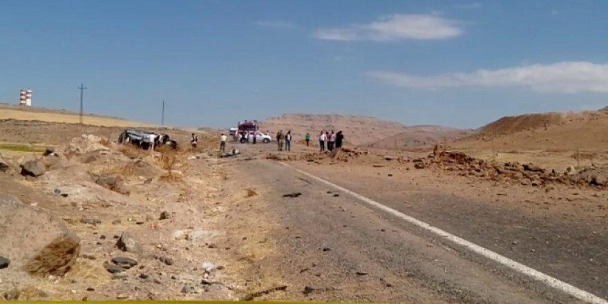 Mardin, Derik'te patlama: 3 şehit, 7 yaralı